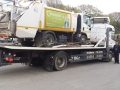 Atego large vehicle transport